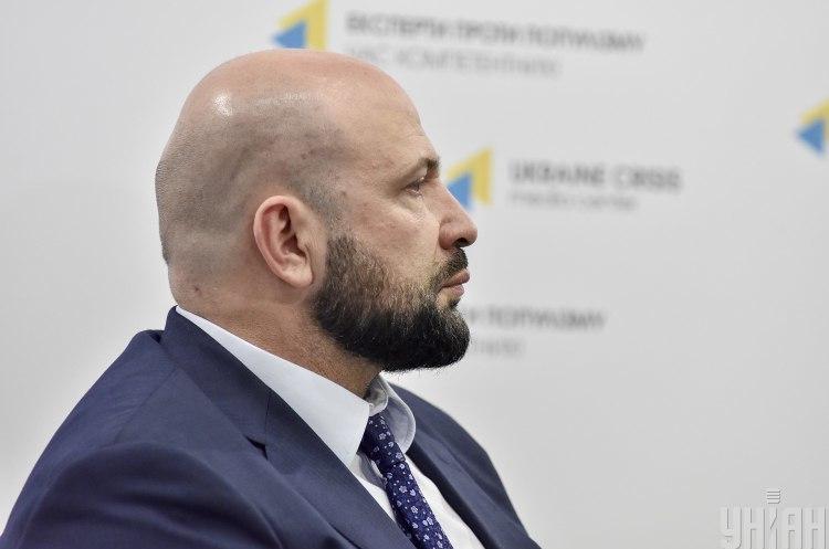 Парцхаладзе наполягає на зміні генпланів міст та запровадженні «блакитних ліній»