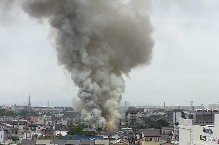 Підпал студії аніме в Японії: щонайменше 26 людей загинули