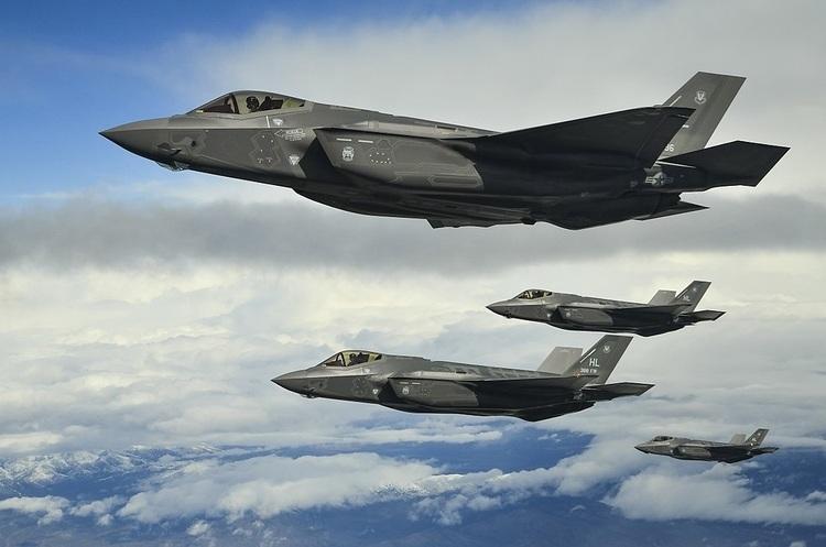 США відсторонили Туреччину від участі у виробництві літаків F-35