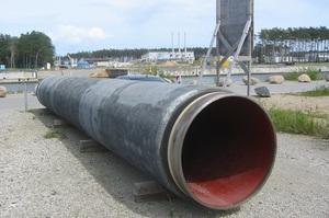 «Газпром» розраховує, що Данія цієї осені надасть дозвіл будувати «Північний потік-2»