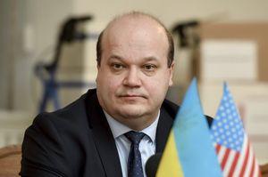 Зеленський звільнив посла України в США Валерія Чалого