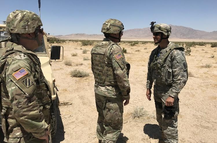 США відправляють війська в Саудівську Аравію