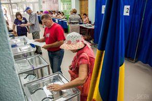 В Україні сьогодні проходять парламентські вибори