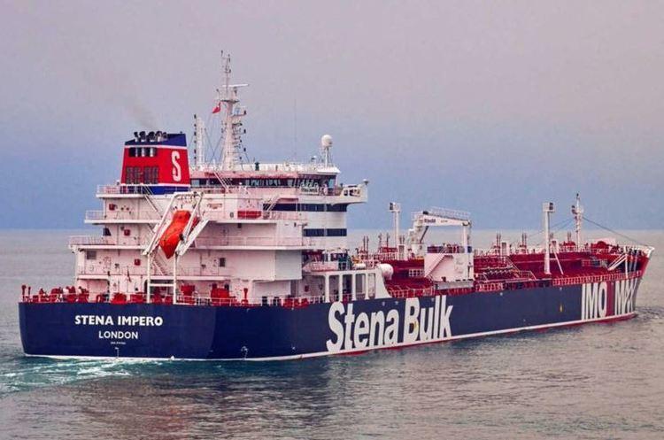 НАТО вимагає від Ірану повернути захоплені танкери