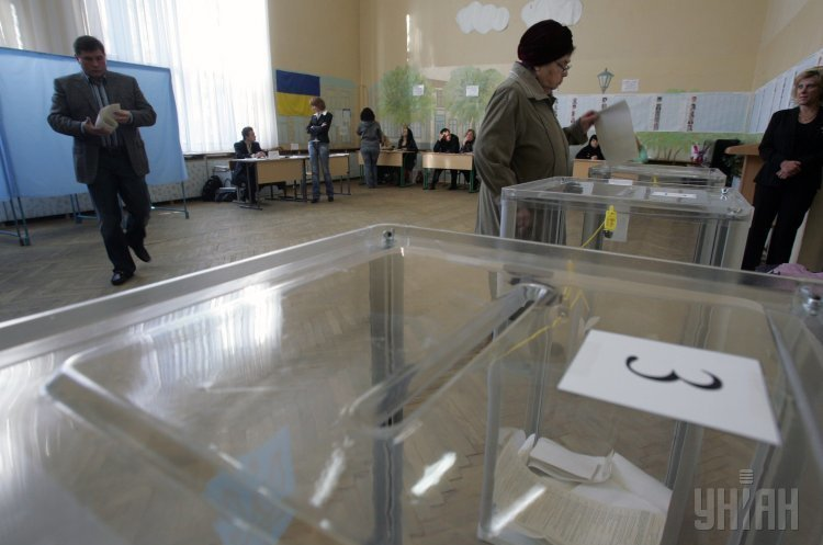 Вибори в Україні відбуваються в штатному режимі – ЦВК