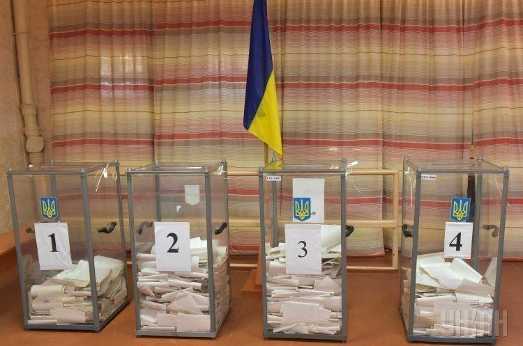ЦВК: станом на 16:00 явка виборців склала 36,57%