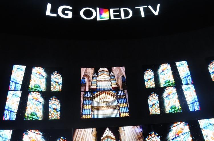LG Display інвестує $2,6 млрд у виробництво OLED-панелей в Південній Кореї