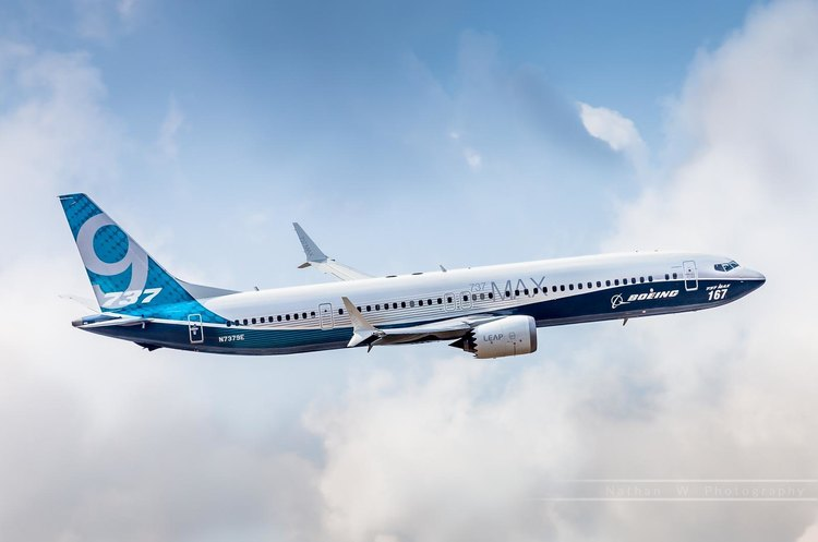 Boeing може призупинити виробництво 737 Max