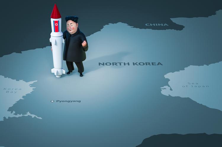 Північна Корея запустила дві ракети у Японське море