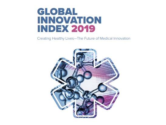 Україна посіла друге місце в Індексі інновацій серед країн з доходом нижче середнього