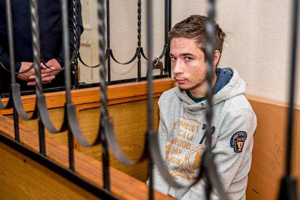 Верховний суд РФ залишив українського політв'язня Павла Гриба під вартою