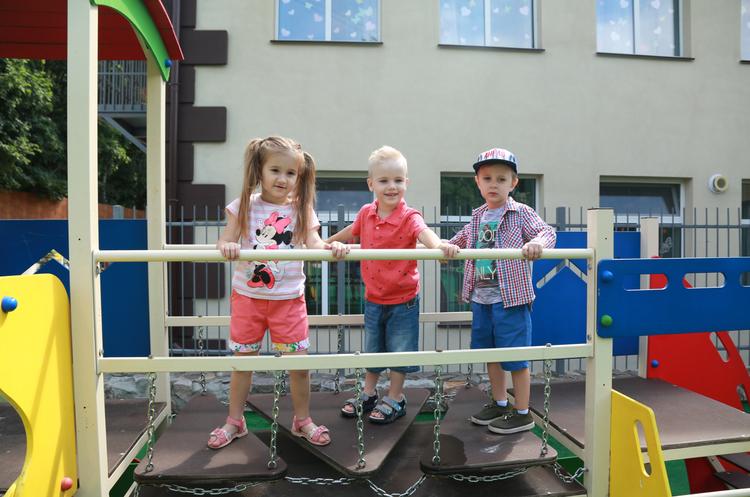 Дитячий садок МО Kids World