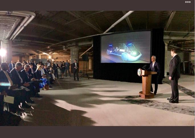 Boring Сompany Ілона Маска вперше залучила $120 млн від зовнішніх інвесторів
