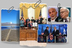 Семь дней нефти и газа: новая реальность Суэца, Айкан против Баффетта, американо-израильская «энергодружба» и буксующие инновации саудитов