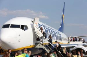 Авіакомпанія Ryanair запустила розпродаж квитків з України від 9 євро