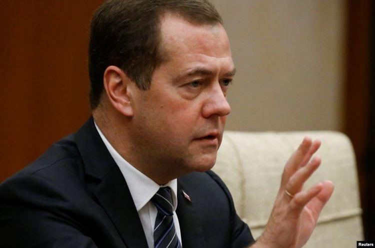 МЗС України висловило протест щодо візиту Медведєва до анексованого Криму