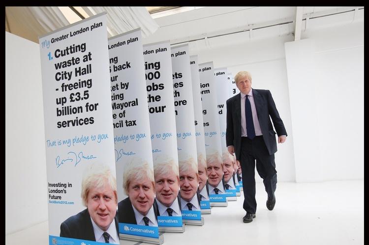Борис Джонсон анонсував найбільшу кампанію з часів Другої Світової для підготовки до «жорсткого» Brexit