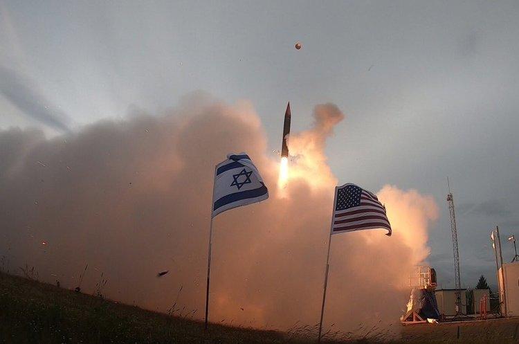 Ізраїль та США випробували комплекс ПРО, який може перехоплювати ракети у космосі