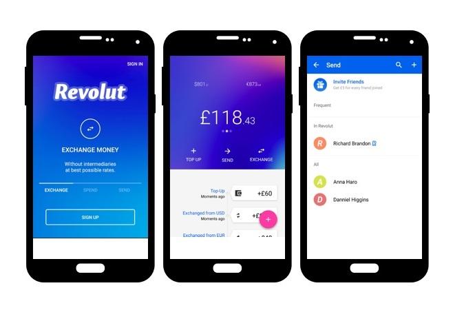 Онлайн-банк Revolut запустив безкоштовну торгівлю акціями