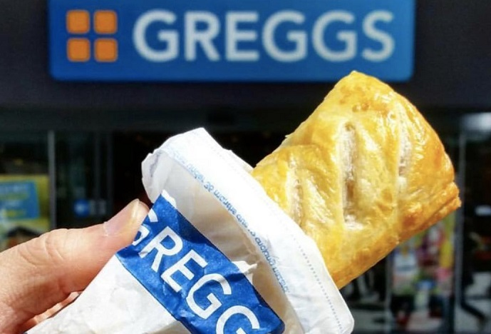 Завдяки веганській сосисці мережа кафе Greggs збільшила прибуток на 50%