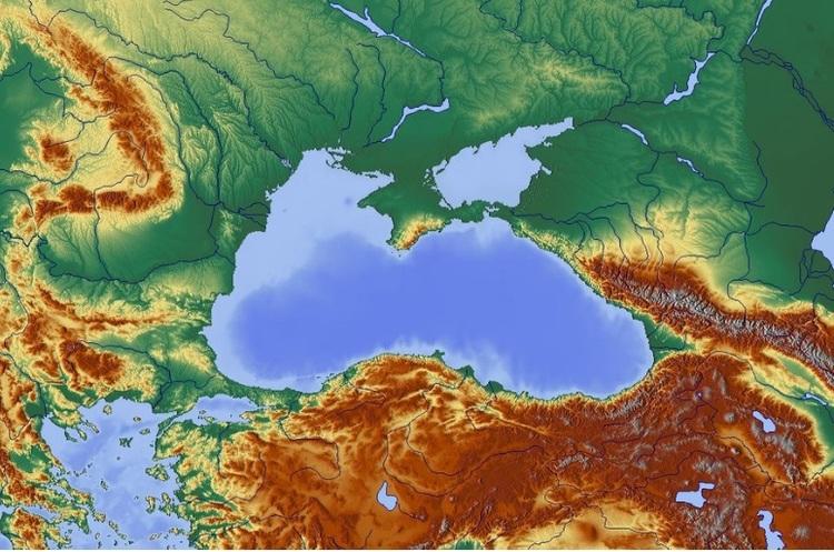 Чорне море в два рази брудніше за Середземне – дослідження ООН