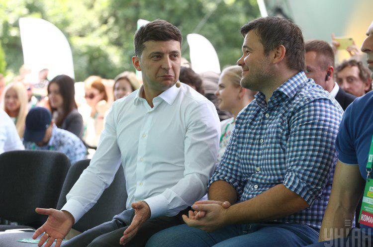 Офіційно: заява про звільнення Богдана існує, але президент поки її не підписав
