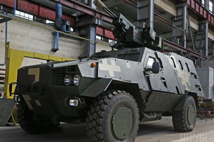 Україна більше не випускає бронемашини «Дозор»