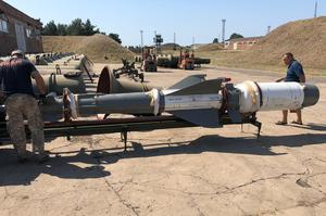 Міноборони отримало арештований зенітно-ракетний комплекс РФ (ВІДЕО)