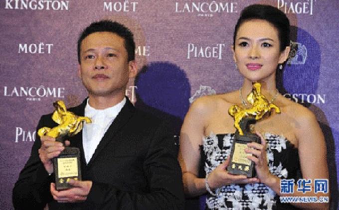 Китай заборонив своїм акторам брати участь в церемонії нагород на Тайвані