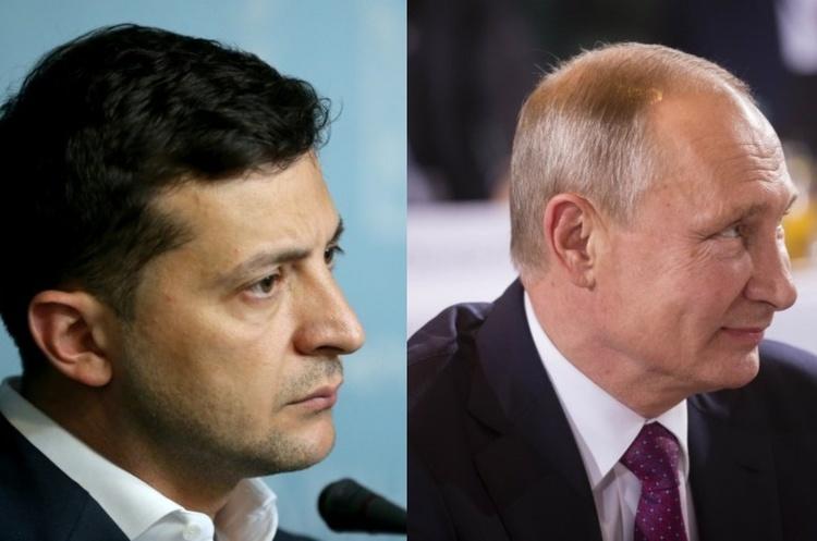 Президенти України і Росії домовились про можливу зустріч у нормандському форматі