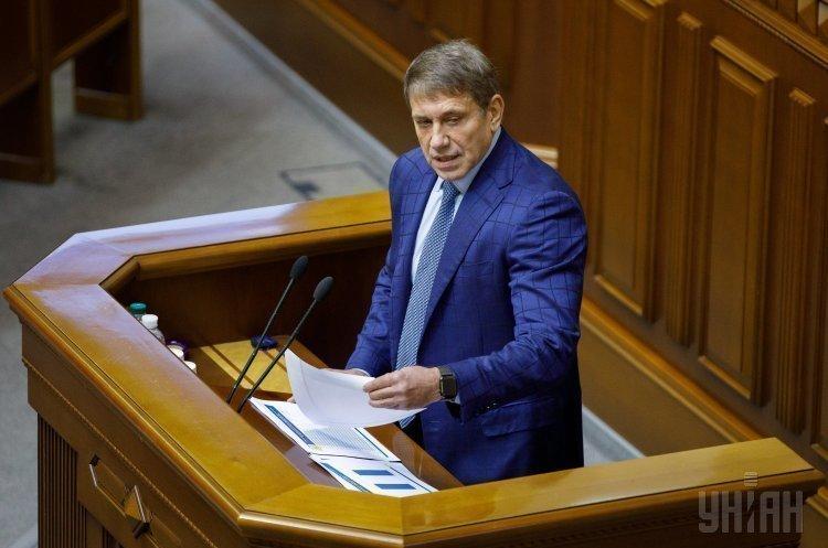 НАБУ завершило досудове розслідування справи міністра Насалика