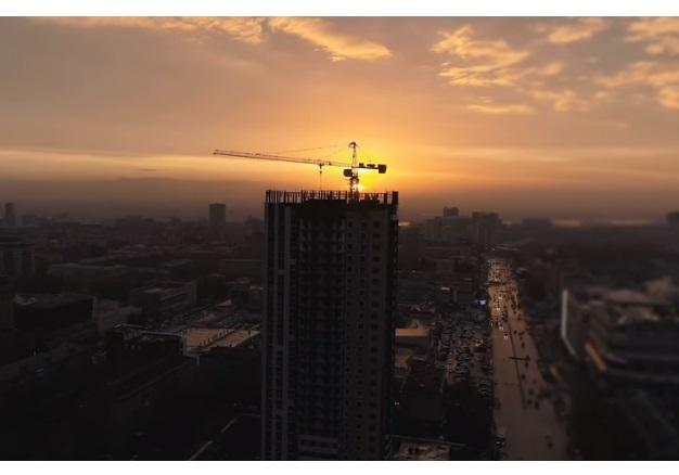 Готельний гігант Marriott побудує найвищий у світі модульний готель за 90 днів