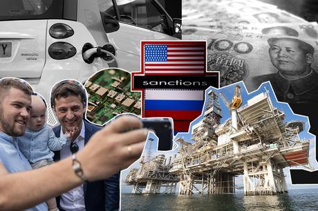 Аналітичні підсумки тижня: санкції, електрокари, ігри сировинних ринків, валютні війни та майбутнє українських реформ