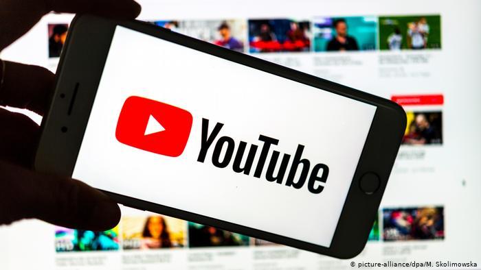 Росія вимагає від Google припинити рекламу акцій протесту на YouTube