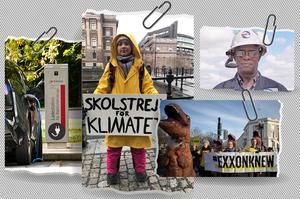 Сім днів нафти й газу: школярі проти егоїзму великого бізнесу, Нью-Йорк засуджує шахрайство нафтових гігантів, а аудитори зловживають довірою заради прибутку