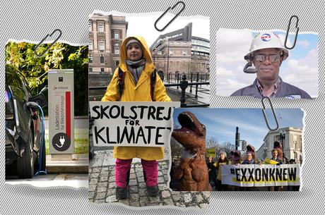 Сім днів нафти та газу: школярі проти егоїзму великого бізнесу, Нью-Йорк засуджує шахрайство нафтових гігантів, а аудитори зловживають довірою заради прибутку