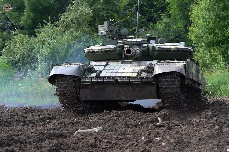 Львівський бронетанковий завод налагодив серійну модернізацію танків Т-64