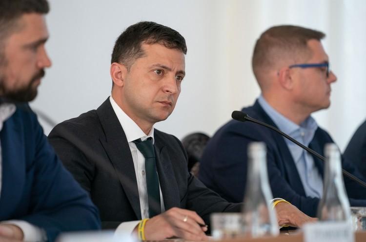 Зеленський уточнив, кого саме звільнити в поліції та СБУ на Житомирщині, Рівненщині та на Волині
