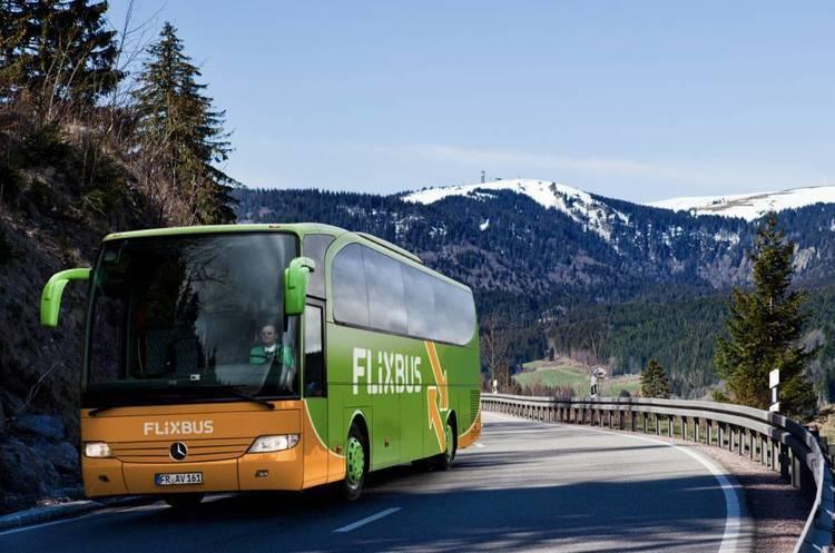 Компанії Flixbus і Gunsel розпочинають співпрацю з 19 серпня