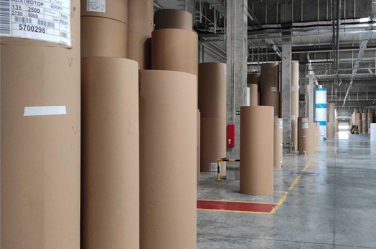 «Одежда» для товара: как  бизнес стимулировал развитие картонно-бумажной отрасли Украины