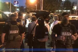 СБУ, НАБУ та ГПУ затримали заступника міністра ТОТ Гримчака зі спільником