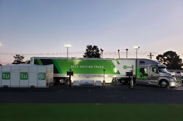 Американська UPS вже тестує у США безпілотні вантажівки