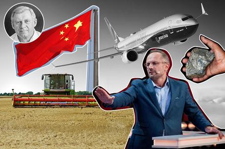 Аналітичні підсумки тижня: США поступаються Китаю, Boeing біднішає, лідери G7 на курорті, ВВП України несподівано зростає