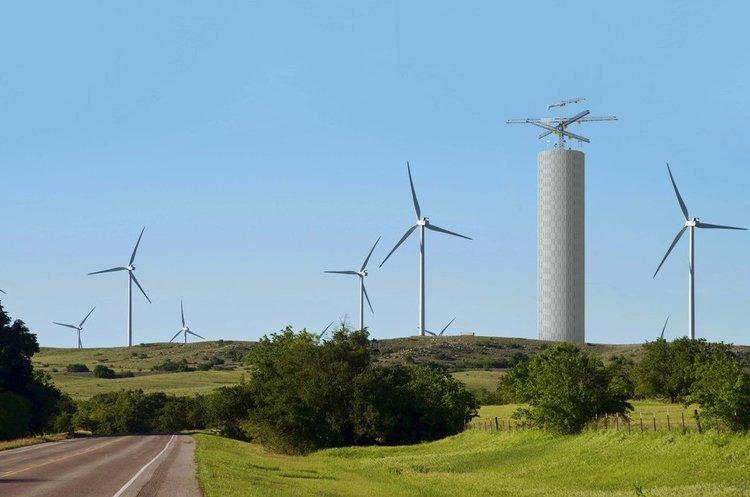 «Гігантська батарейка» Energy Vault залучила $110 млн від SoftBank