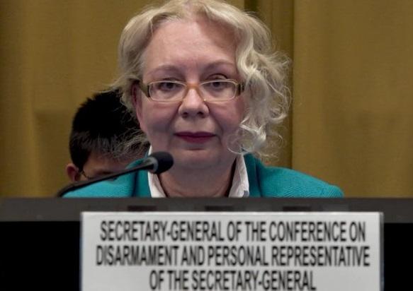 «У сфері роззброєння не вистачає жінок» – нова керівниця штаб-квартири ООН в Женеві