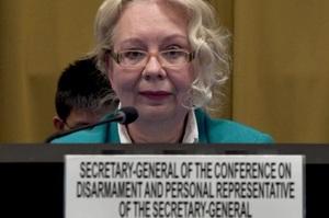 «У сфері роззброєння не вистачає жінок»: новий генсек активізує Конференцію ООН з роззброєння