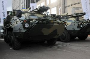 Міноборони відкидає звинувачення «Укроборонпрому» в блокуванні купівлі БТР