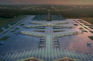 У Польщі збираються побудувати гігантський аеропорт за 7 млрд євро