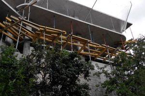 Суд дозволив знесення недобудованої багатоповерхівки у Голосіївському районі