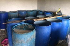 ДФС припинило діяльність двох підпільних цехів з виробництва алкоголю у Тернопільській області